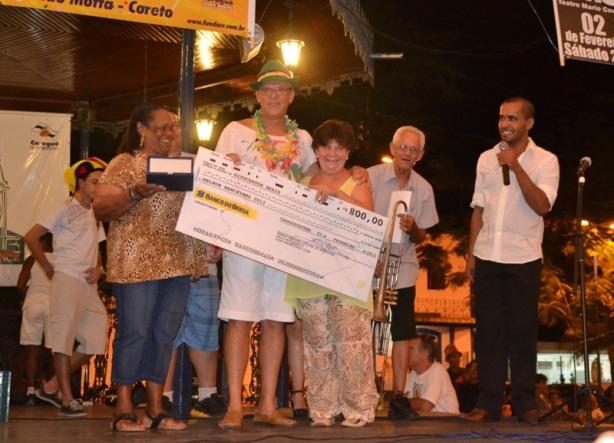 Concurso de Marchinhas_1º lugar