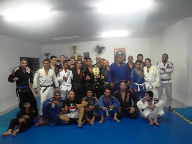 Equipe Jiu Jitsu