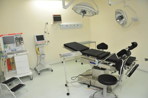 Sala Pequenas Cirurgias